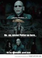 Harry potter is not here.... by Marshmallowhunter