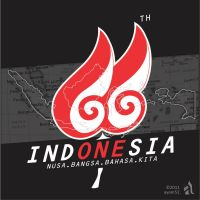 LOGO 66 TH INDONESIA by ayom52