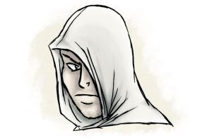 altair from assasin's creed by Tigrshark