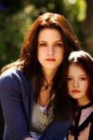 Mother and Daughter by Liliah