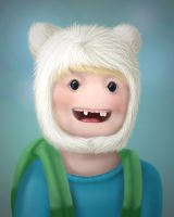 Finn the Human by helloprocro