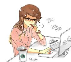 Hipster by MILauraK