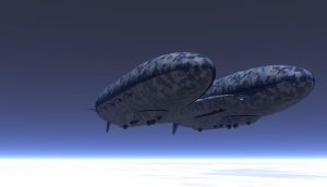 skyship by ex-pacifist