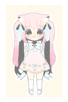 New OC~~ Miya~ by Pastel-Bunnie
