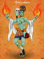 My Hindu God by 501JOXTER