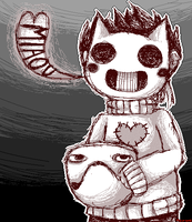 Zacharie by Azurane
