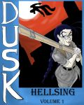 Hellsing Dusk Cover 1 by Project00Wolfen