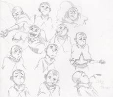Aang concepts by moptop4000