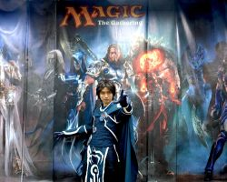 Jace Beleren at LARO Convention by 23rdAngel