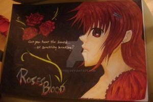 roses blood by kyo31