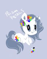MLP: Prism Petals by musicwitme