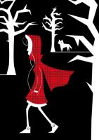 Little Red Riding Hood by pencil-addict