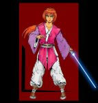 Sofie3387 Jedi Kenshin color by Mace2006