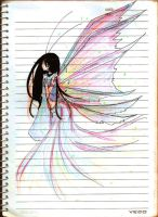 colorful wings by Claire1998