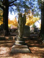 Autumn Cemetery 13 by DKD-Stock