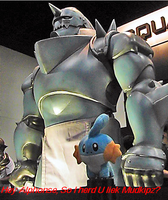 Alphonse and Mudkip by Utack101