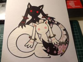 Kyubey and Kyubey: And here we are by chunkyXD