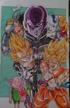 Universe 6 and Universe 7 by Centauros