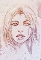 Rose Tyler by Anila