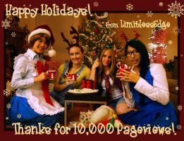 Here's to Many More by LimitlessEdge