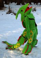 +Rayquaza+ by slifertheskydragon