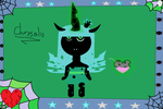 Power Puff Girls: Queen Chrysalis by ghostaspargus92
