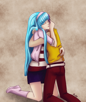 I missed you so by MonStra4ka