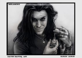 Davey Havok 8 by FairyARTos