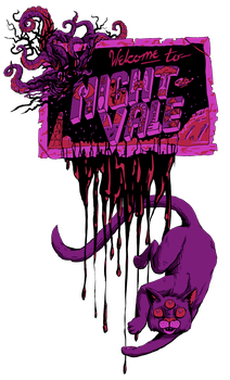Welcome to Night Vale by Elicadragon