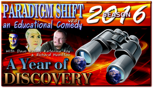PSEC 2016 A Year Of DISCOVERY by paradigm-shifting