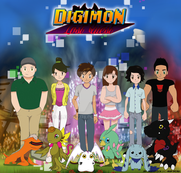 Digimon Lost Quest -LQ- [[First Promo]] by alecohp778