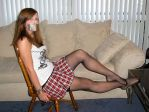 Kate cuffed and gagged by PhM 001 by PhMBond