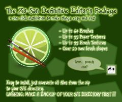 SAI - The Definitive ZIO Editor's Pick Package by zio-san