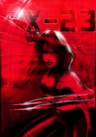 X-23IV by uwedewitt