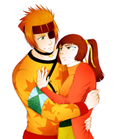Nick and Raina by Abby-desu