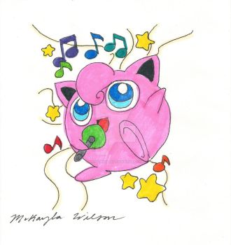 Jigglypuff by nejicanspin