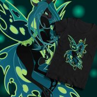 We Love Fine Ponies Vs. Villains: Queen Chrysalis by amkili