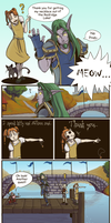 WoW Comic contest entry 2 by CrewOfTheBloodyDawn