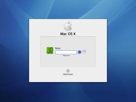 Mac OS X.3 Panther by innate