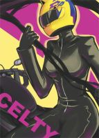 DRRR: Celty by toiletseat