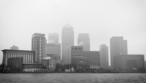 Canary Wharf by donnosch