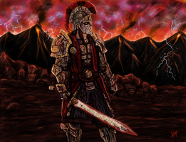 The High Inquisitor 3 by Artie259