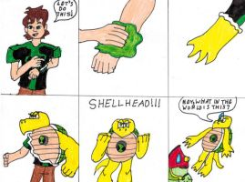 Ben 10 Comic by Sonic-vs-Crash