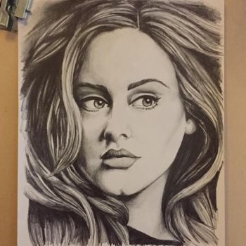 Adele by KirchyBaby