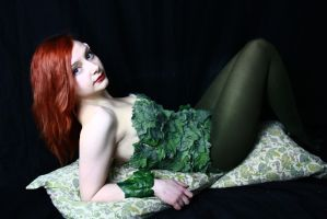 poison Ivy 5 by DollCosplay
