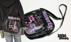Missy EM- The Sprayer bag by Bobsmade