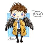 Chibi Castiel by Rory221B