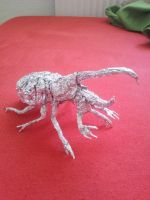 Tin Foil big bug by serioussam2006