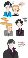 SH: Consulting Detective by chapisanta