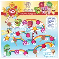 Happy Tree Friends Board Game by Kleur
